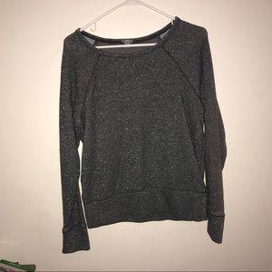 Aerie Sweater, Mesh Back